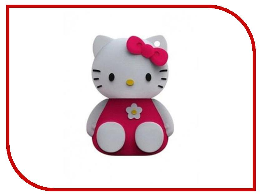 USB Flash Drive 16Gb - Iconik Hello Kitty RB-HKP-16GB<br>