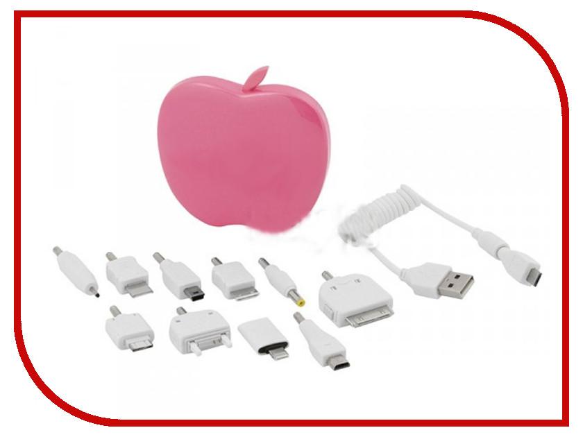 Аккумулятор Dicom Powerbank PB-3200 AP для iPhone 5 Pink