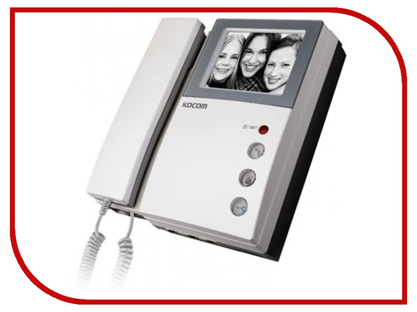 Видеодомофон Kocom KVM-301 lpc11c14f lpc11c14fbd48 301 lpc11c14fbd48 lqfp48