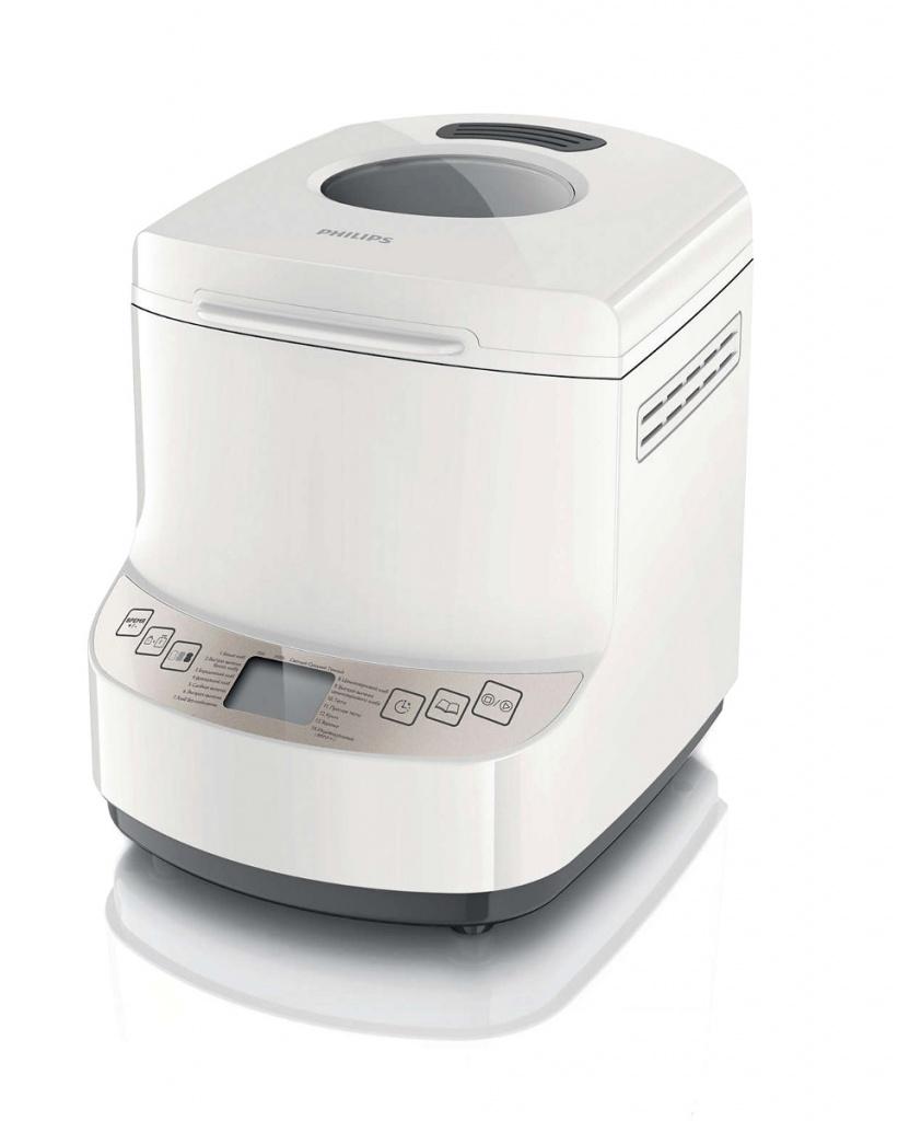 лучшая цена Хлебопечь Philips HD9045/30 White