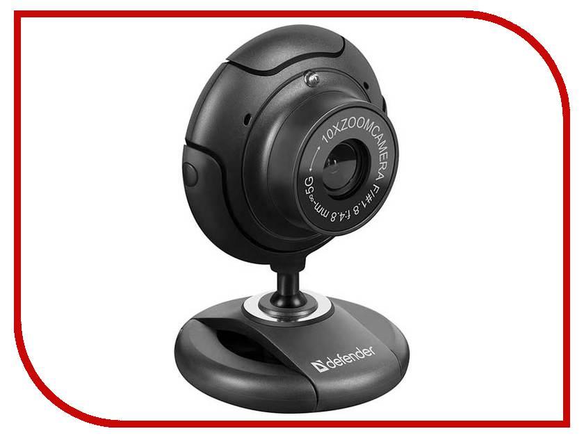 Вебкамера Defender C-2525HD 63252 defender sorbonne c 835 nano