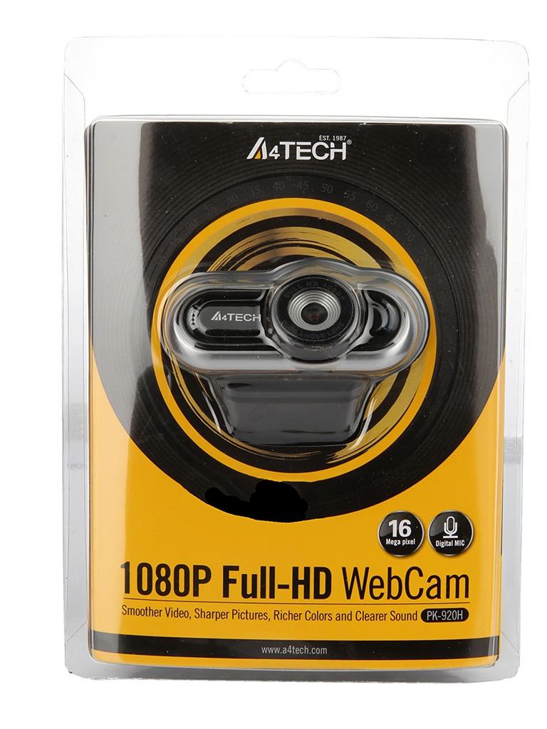 Вебкамера A4Tech PK-920H