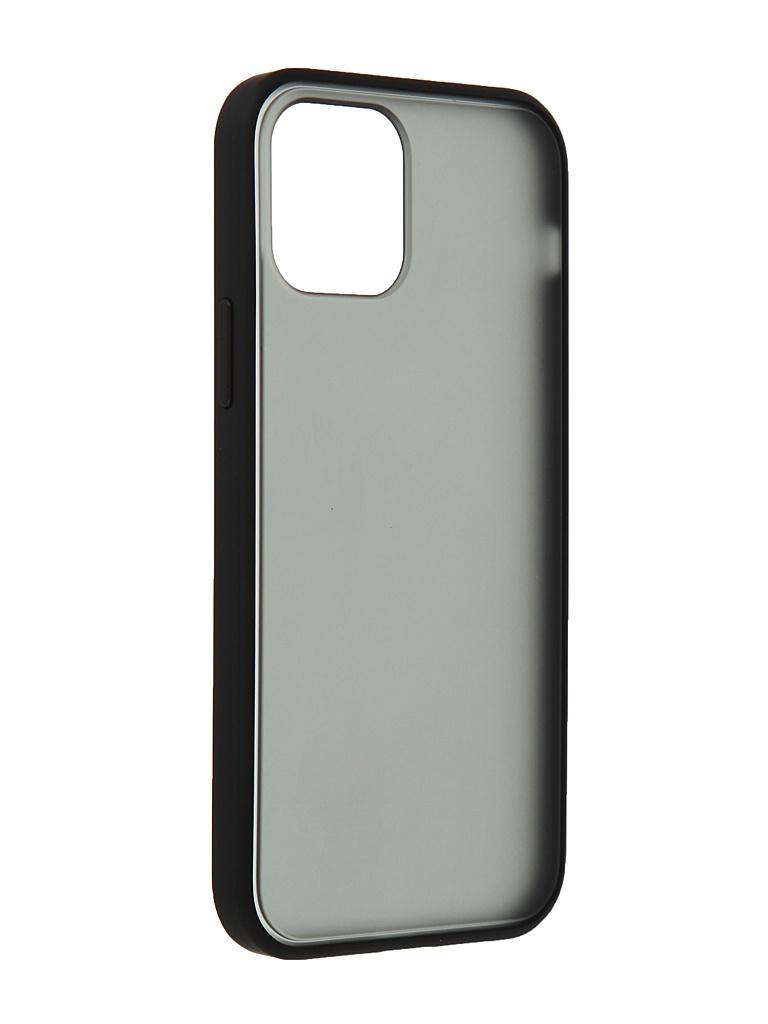 Чехол Gurdini для APPLE iPhone 12 / Pro Shockproof Black 913013