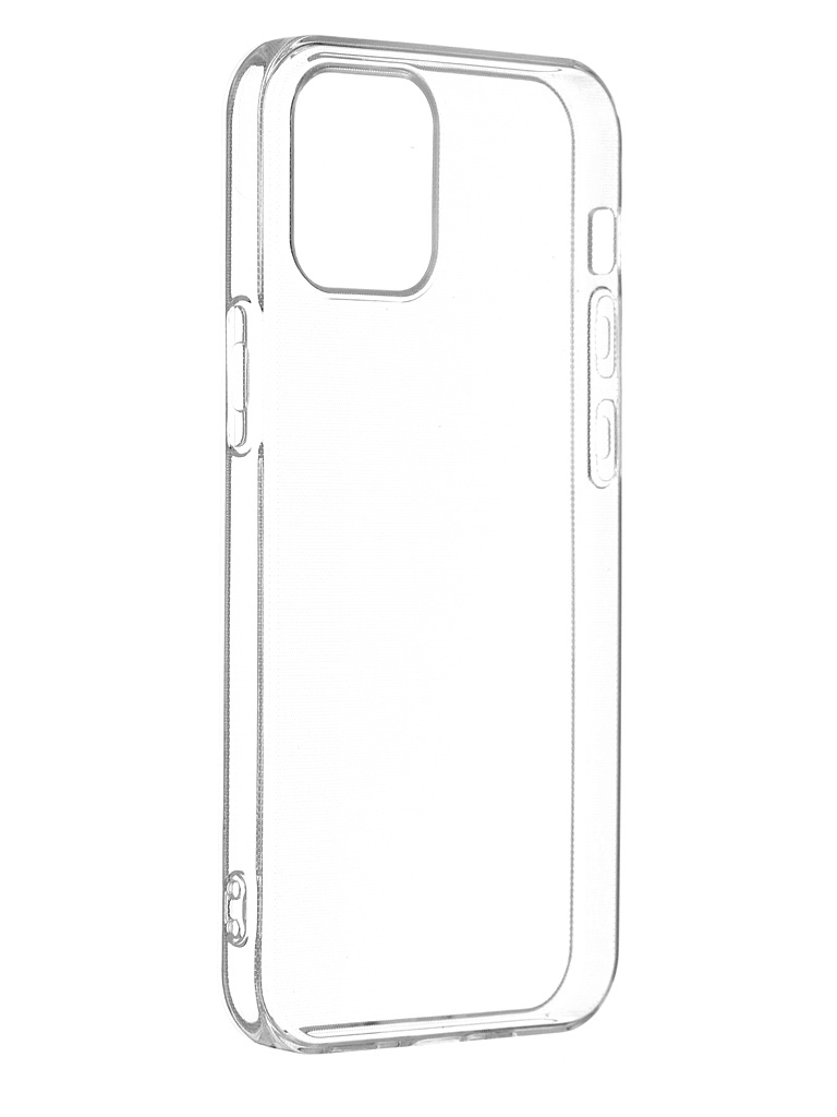 Чехол Gurdini для APPLE iPhone 12 Mini Ultra Twin 1mm Silicone Transparent 913003