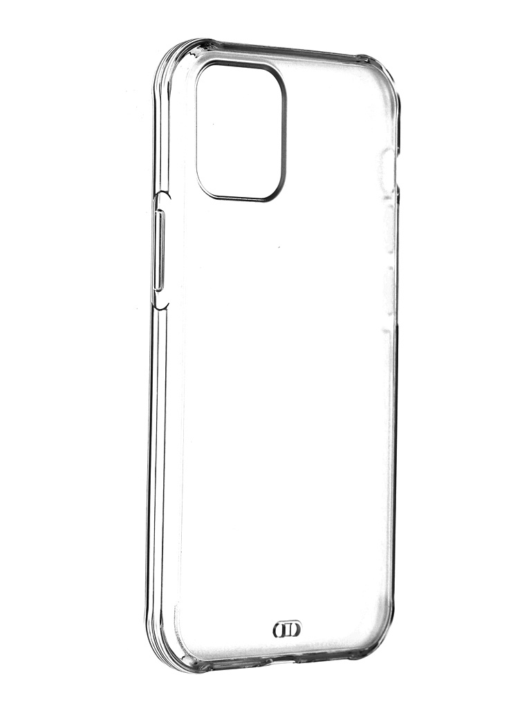 Чехол iNeez для APPLE iPhone 12 Mini Lims Matt Transparent 913140