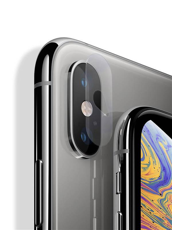 Защитное стекло на камеру Barn&Hollis для APPLE iPhone X УТ000021461