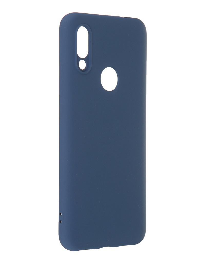 Чехол Red Line для Xiaomi Redmi 7 Ultimate Plus Blue УТ000023392