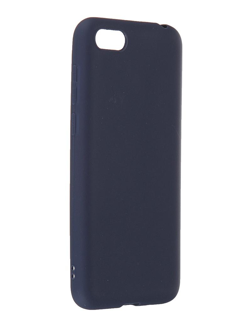 Фото - Чехол Red Line для Huawei 7A / Y5 Prime / Y5 Lite Ultimate Plus Blue УТ000023372 защитное стекло для honor 7a 7a prime 7s y5 lite y5 prime 2018 zibelinotg