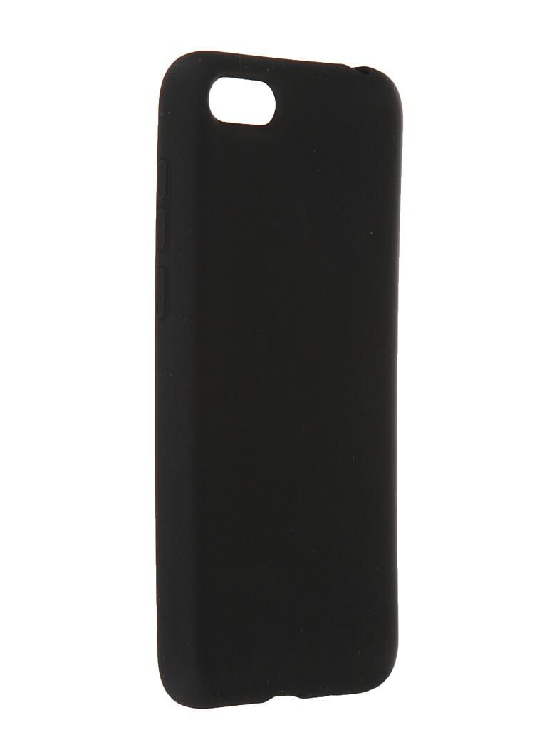Фото - Чехол Red Line для Huawei 7A / Y5 Prime / Y5 Lite Ultimate Plus Black УТ000023373 защитное стекло для honor 7a 7a prime 7s y5 lite y5 prime 2018 zibelinotg
