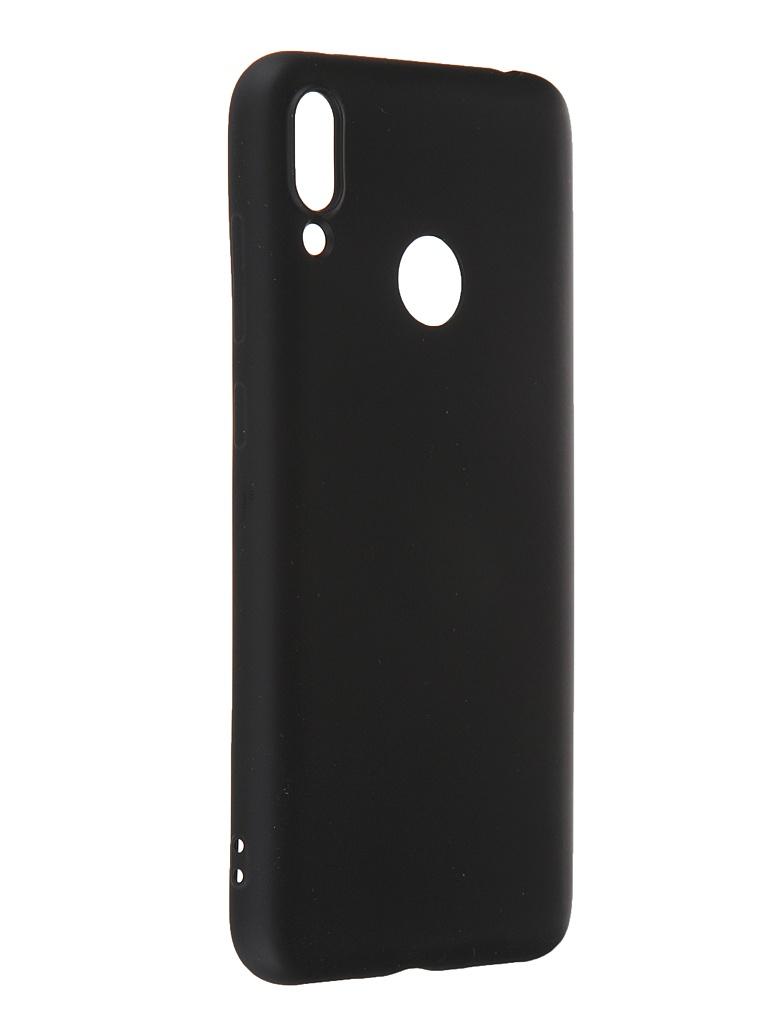 Чехол Red Line для Huawei Y7 2019 Ultimate Plus Black УТ000023387