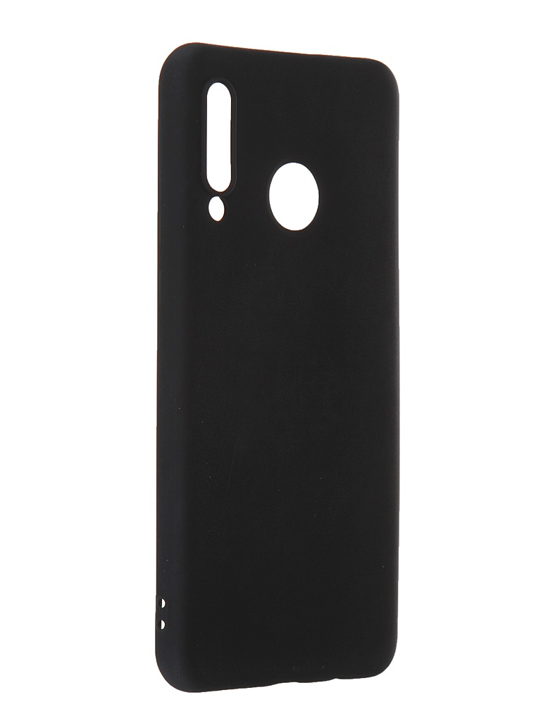Чехол Red Line для Huawei P30 lite Ultimate Plus Black УТ000023385