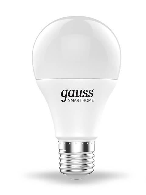 Лампочка Gauss Smart Home DIM E27 A60 8.5W 2700К 806Lm 1050112
