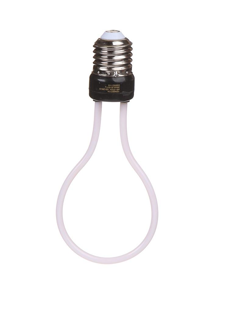 Лампочка Gauss Filament Artline А72 Е27 4W 2700К 330Lm Milky 1004802104 лампочка gauss 1006802104 artline
