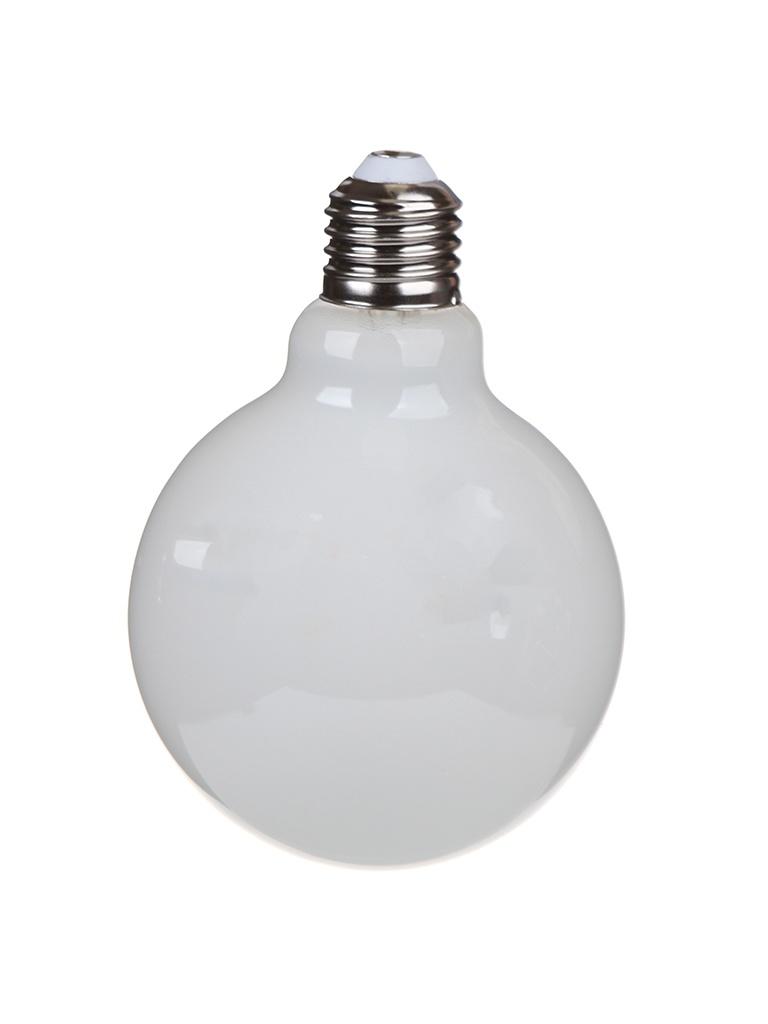 Лампочка Gauss Filament G95 Е27 10W 3000К 1070Lm Milky 189202110