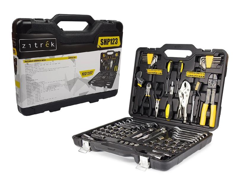 Набор инструмента Zitrek SHP123 065-0047
