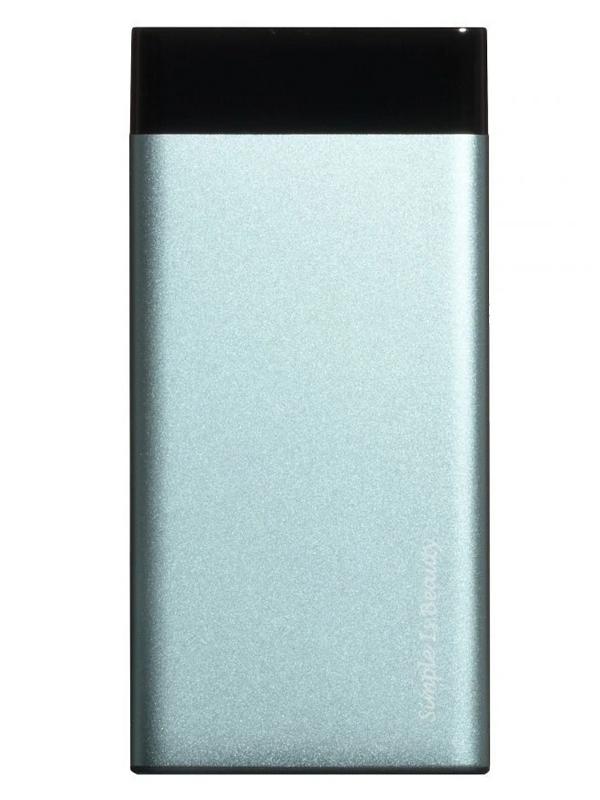 Внешний аккумулятор XO Power Bank PR-68 13000mAh Mint Green 913458