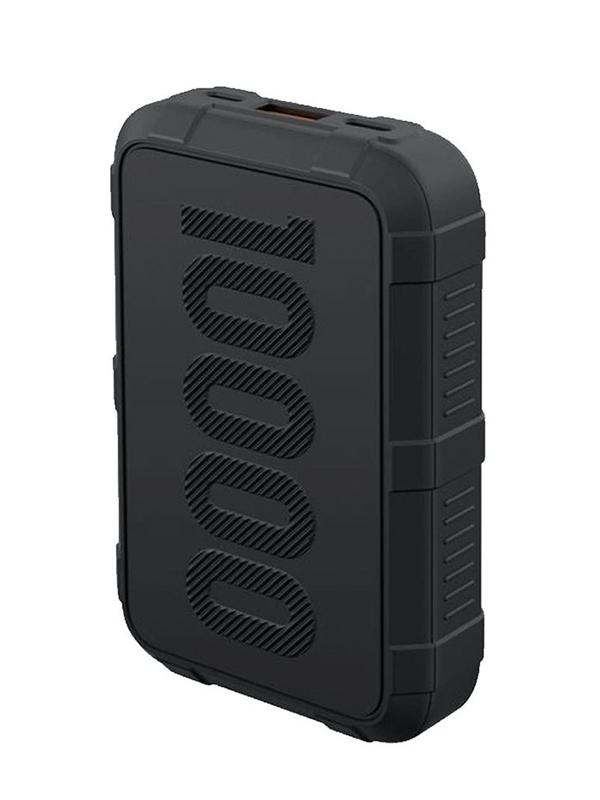 Внешний аккумулятор XO Power Bank PR-107 10000mAh Black 913456