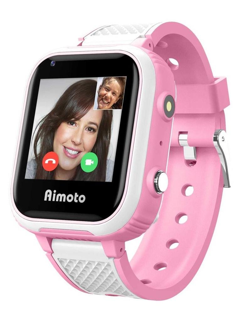 Кнопка жизни Aimoto Pro Indigo 4G Pink 9500103
