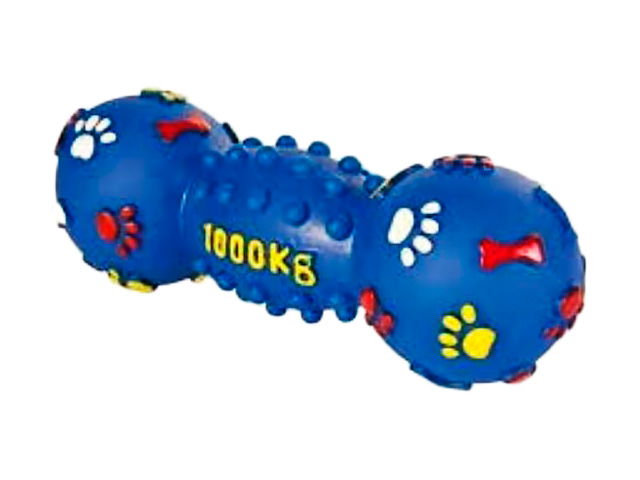 Игрушка для собак Трикси Гантель 19cm 08846