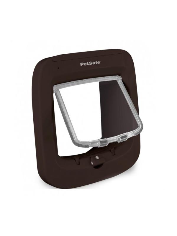 Дверца для кошек PetSafe с микрочипом Brown PPA19-16811