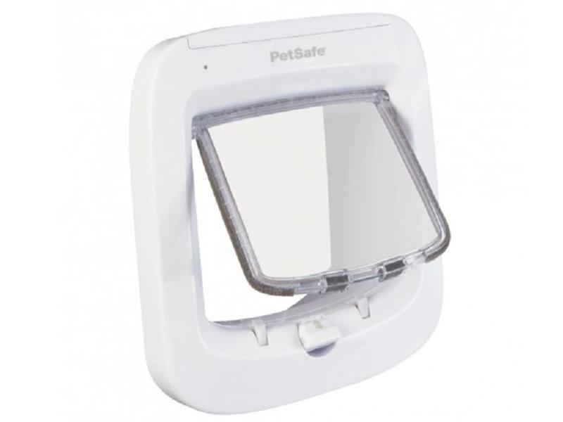 Дверца для кошек PetSafe с микрочипом White PPA19-16145