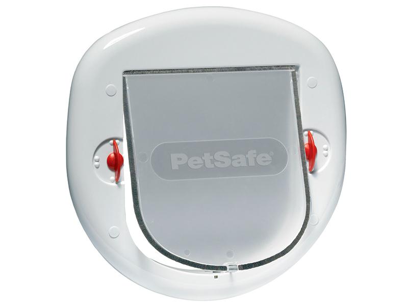 Дверца для больших котов, маленьких собак PetSafe White 280EF