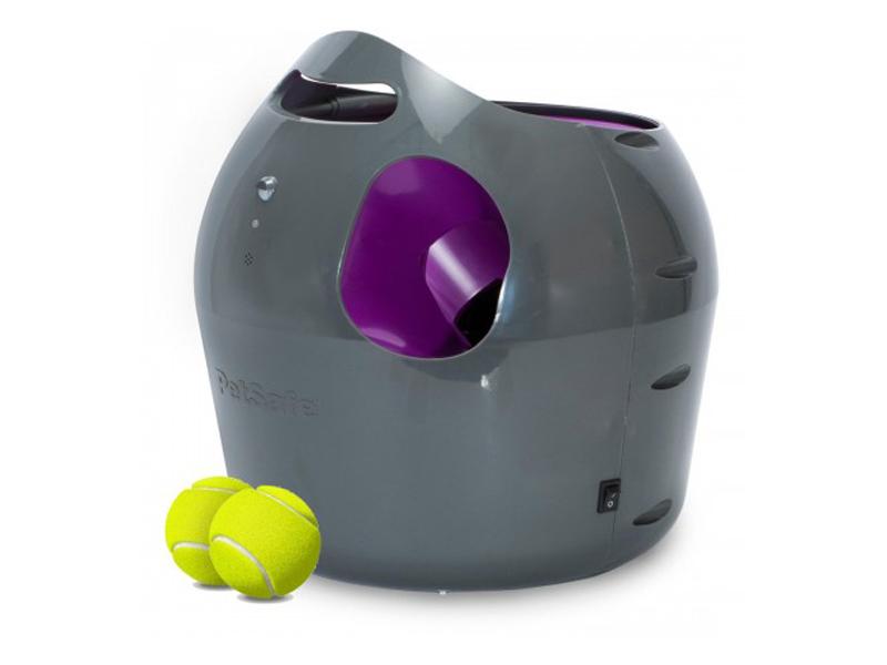 Автоматический метатель мячиков PetSafe PTY19-15850 интерактивная игрушка petsafe frolicat zip pty19 16525 zi