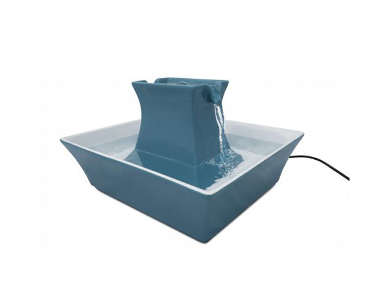 Автоматическая поилка PetSafe Drinkwell Pagoda Blue PAGODA-BL-EU-19