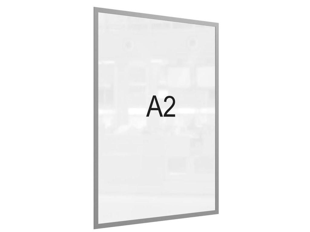 Рамка магнитная Attache A2 Grey 1276566