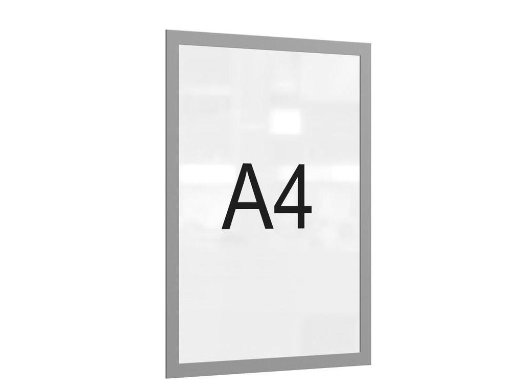 Рамка магнитная Attache A4 Grey 1276568
