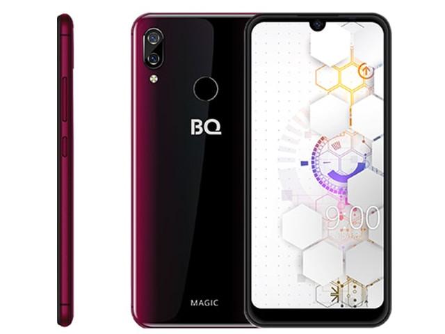 Сотовый телефон BQ 6040L Magic Red Выгодный набор + серт. 200Р!!!