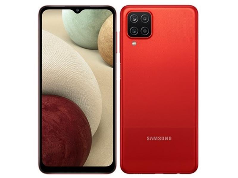Сотовый телефон Samsung SM-A125F Galaxy A12 3/32Gb Red