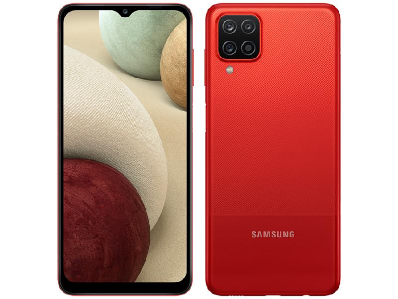 Сотовый телефон Samsung SM-A125F Galaxy A12 4/64Gb Red