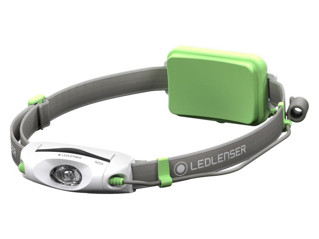 Фонарь LED LENSER NEO4 Green