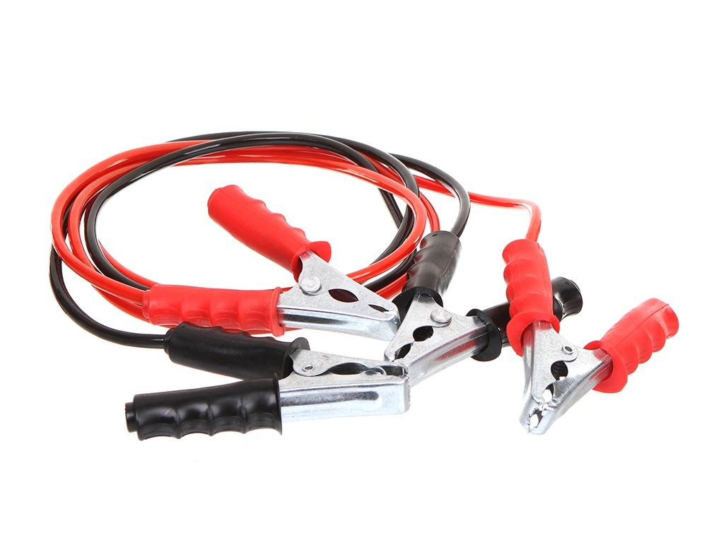 пусковые провода главдор gl 426 300a 2m black red 52750 Пусковые провода Главдор GL-426 300A 2m Black-Red 52750