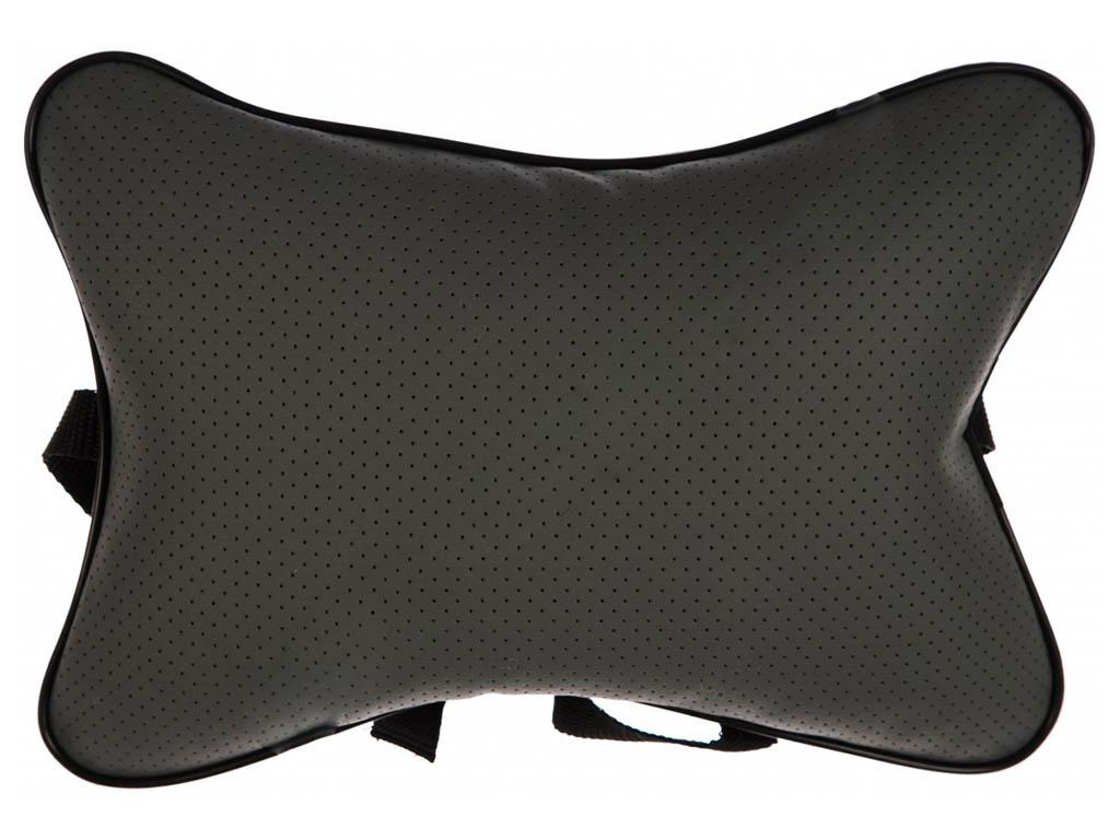 губка для мойки и полировки главдор gl 99 013 15x9x5cm 50047 Подушка для шеи Главдор GL-490 Grey 53042