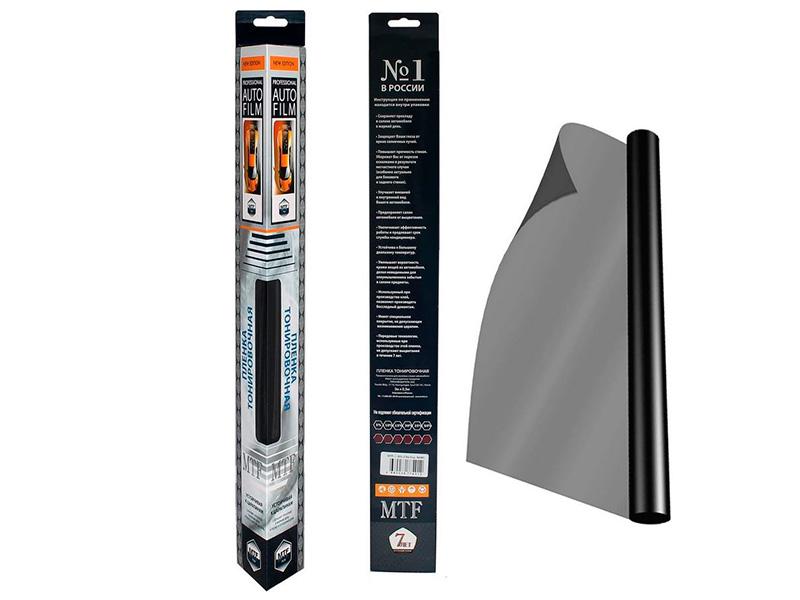 Пленка тонировочная MTF Original Triangle 0.5x3m 15% Charcol 54082