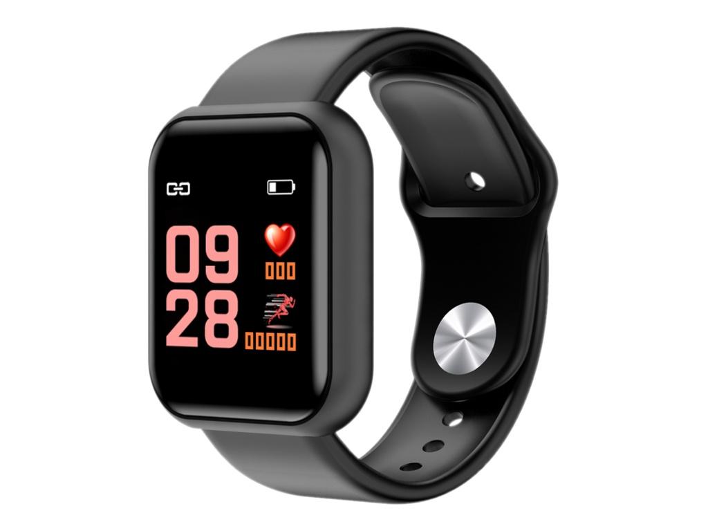 Умные часы Loona Fit-03 Black
