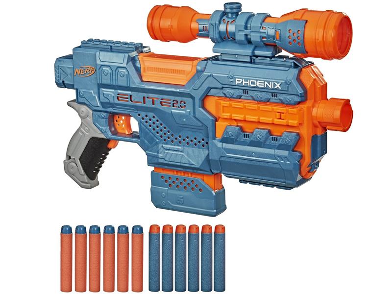 Игрушка Hasbro Бластер Nerf E2.0 Феникс E9961EU4