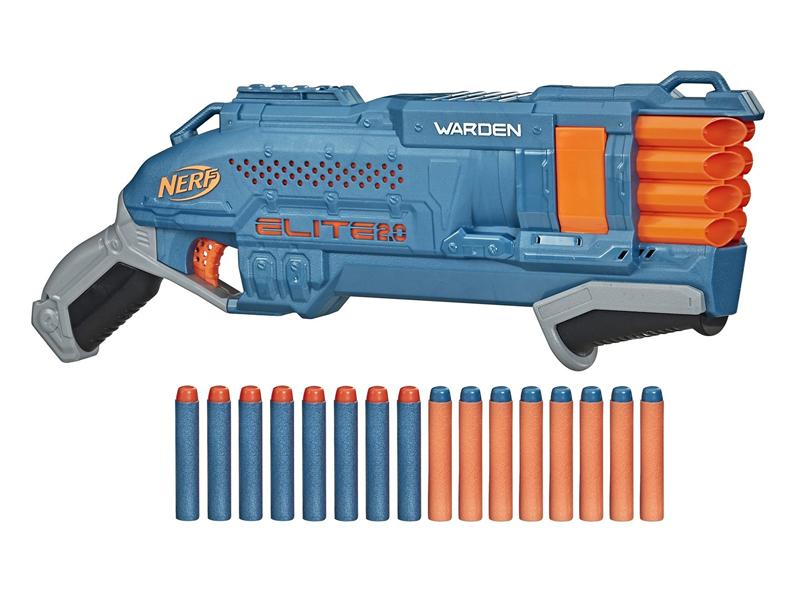 Игрушка Hasbro Бластер Nerf E2.0 Варден E9959EU4