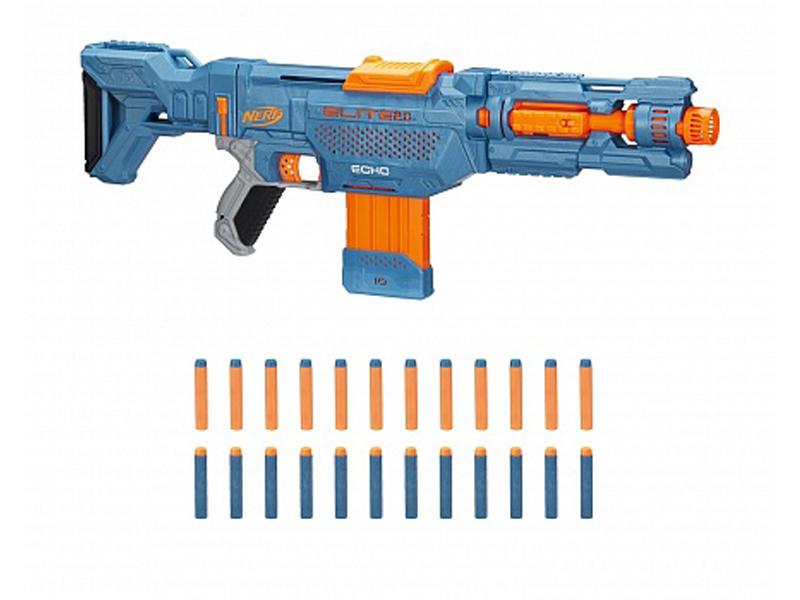 Игрушка Hasbro Бластер Nerf E2.0 Эхо E9533EU4