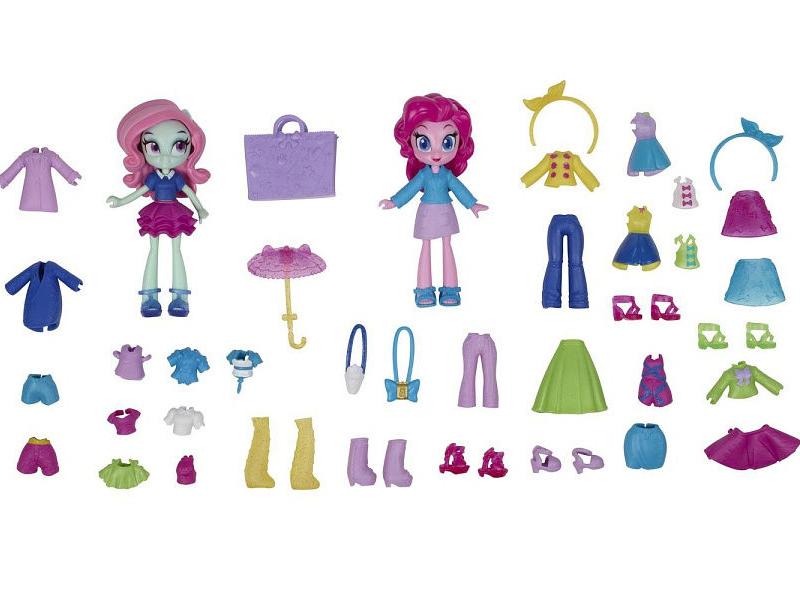 Игрушка Hasbro My Little Pony Девочки Эквестрии Модницы E92435L0