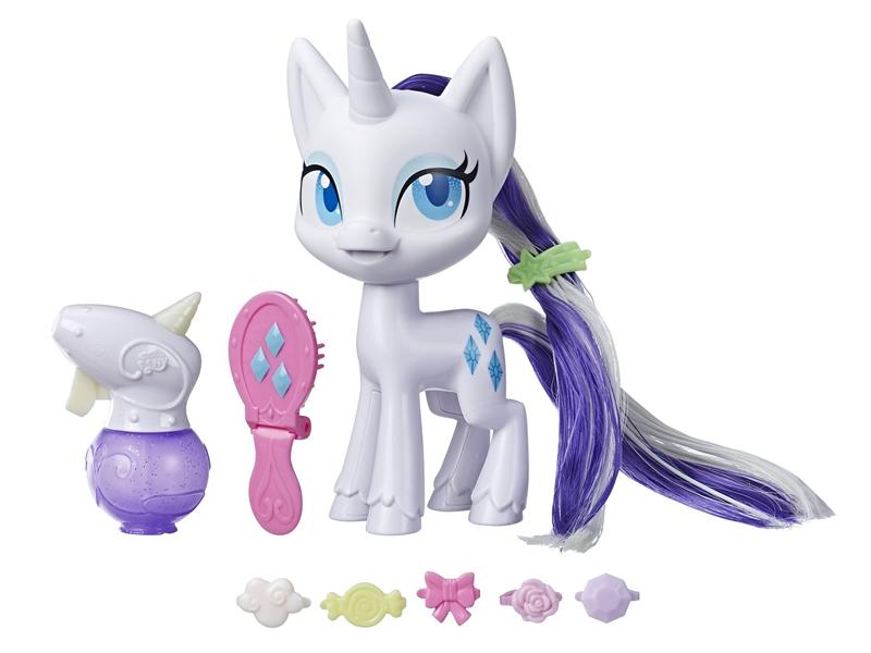 Игрушка Hasbro My Little Pony Рарити с волшебной гривой E91045L0