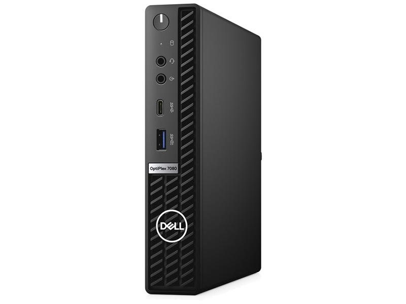 Настольный компьютер Dell OptiPlex 5080 5080-6444 (Intel Core i5-10500T 2.3 GHz/8192Mb/256Gb SSD/Intel UHD Graphics/Linux)