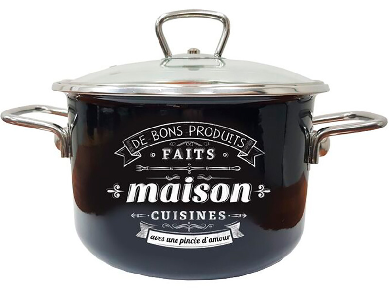 Кастрюля Appetite Maison 5.5L 1SD225S
