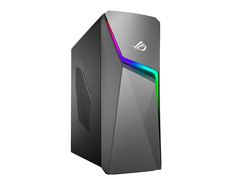 Настольный компьютер ASUS GL10DH-RU002D 90PD02S1-M31510 (AMD Ryzen 5 3400G 3.7 GHz/8192Mb/1000Gb/nVidia GeForce GTX 1660 6144Mb/Wi-Fi/Bluetooth/no OS)