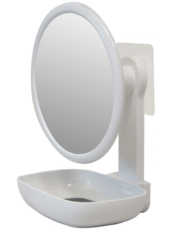 Зеркало с полочкой Gromell Euboea 77CL07035