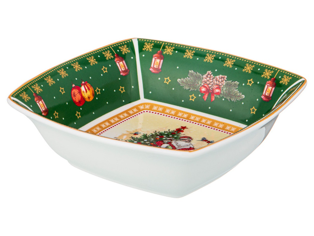 Салатник Lefard Christmas Collection 15.5x15.5x5cm 85-1642