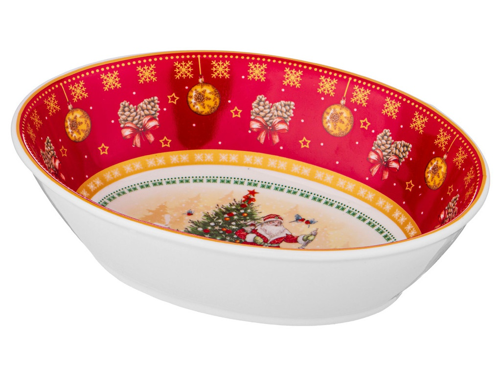 Салатник Lefard Christmas Collection 18x13x5cm 85-1641