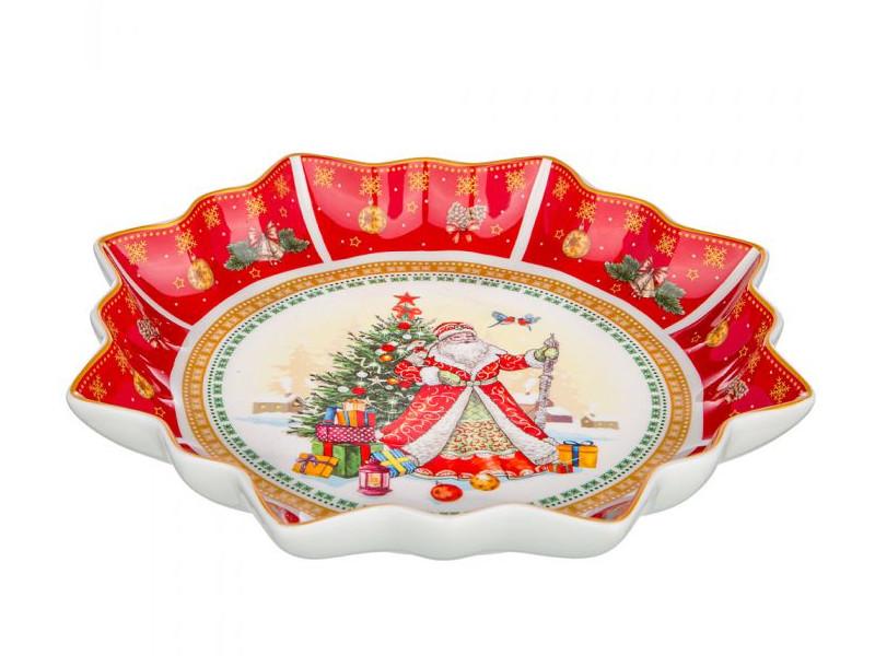Блюдо Lefard Christmas Collection 25cm 85-1630